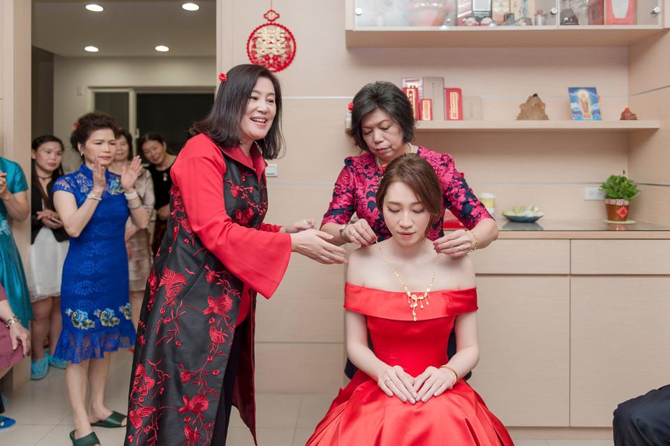 婚攝 高雄林皇宮 婚宴 時尚氣質新娘現身 S & R 026