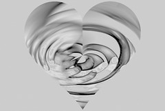 Find the Love!  Stop the Plight of the Refugees (soniaadammurray - Off) Tags: experimental refugees crisis discrimination blackwhite monochrome collage picmonkey love compassion humanity men women children life death savethefamily embraceourdifferences working towards better wprd