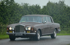 1973 Rolls Royce Silver Shadow 63-YA-09 (Stollie1) Tags: 1973 rolls royce silver shadow 63ya09 everdingen