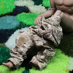 №506. The Rug a la Alexandra Kehayoglou (OylOul) Tags: 16 action figure damtoys hottoys custom rug oyloul