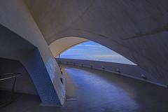 Teneriffa - Auditorio de Tenerife (ulrichcziollek) Tags: spanien kanaren kanarischeinseln tenerife teneriffa calatrava auditorio