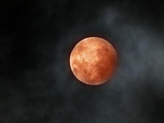 Super, Blue, Blood Moon  31/1/18  ....  'Explore'