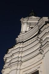 Sanktuarium Matki Bożej Kodeńskiej (jacekbia) Tags: europa polska poland podlasie kodeń kościół church sanktuarium architecture architektura budynek building zdobienia canon 1100d