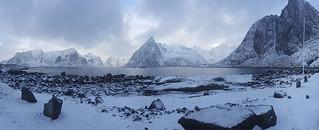 Winter in the Lofoten