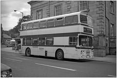 Sheffield in Bakewell (geoff7918) Tags: sheffield leyland swb289l alexander 1974 bakewell