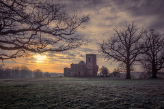 Fawsley Church (Andrew Hosegood) Tags: fawsley church estate sunrise winter frost northamptonshire andrew hosegood