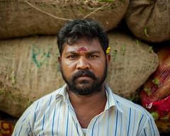 Unknown look (shravann93) Tags: shravann93 streetphoto streetphotography nikonindia nikonasia nikonfx iamnikon 50mmf18 facesofchennai