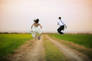 Jump on our Wedding