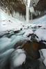 Cold Morning (stokes rx) Tags: snow waterfalls oregon oregonwaterfalls columbiagorge mthood longexposure