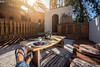 Good morning! (andrius_) Tags: sunshine dates teapot terrace backlight
