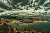 Praias do Botafogo e Flamengo (mcvmjr1971) Tags: trilhandocomdidi d7000 bondinho cablecar f28 mmoraes nikon pordosol pãodeaçucar riodejaneiro sugarloaf sunset tokina1116mm vistadecima explorer explore wonderful amazing surreal colors city