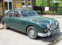 Daimler (R~P~M) Tags: car motorcar automobile england uk unitedkingdom greatbritain daimler stokemandeville bucks buckinghamshire
