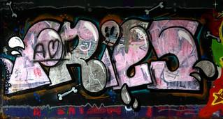 graffiti in Zaandam