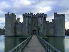 Bodium Castle Kent (Meon Valley Photos.) Tags: bodium castle kent moat sussex national trust ngc