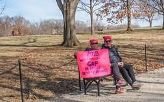 2018.01.20 #WomensMarchDC #WomensMarch2018 Washington, DC USA 2519