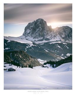 Sasso Lungo, Alto Adige, Italy