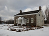 The Carman House Museum in Iroquois, Ontario (Ullysses) Tags: carmanhousemuseum carmanhouse iroquois ontario canada winter hiver michaelcarmaniii unitedempireloyalists