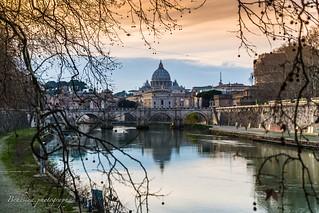 La basilique San Pedro - Rome