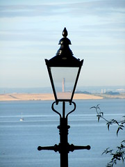 Leigh-on-Sea, Essex (Steven K. Hearn) Tags: streetlamps coast seascapes landscapes isleofgrain kent chimneys leighonsea essex england