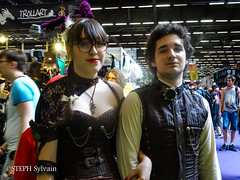 Japan Expo 2017 4e jrs-28 (Flashouilleur Fou) Tags: japan expo 2017 parc des expositions de parisnord villepinte cosplay cospleurs cosplayeuses cosplayers française français européen européenne deguisement costumes montage effet speciaux fx flashouilleurfou flashouilleur fou manga manhwa animes animations oav ova bd comics marvel dc image valiant disney warner bros 20th century fox star wars trek jedi sith empire premiere ordre overwath league legend moba princesse lord ring seigneurs anneaux saint seiya chevalier du zodiaque