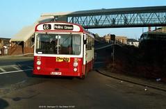Warrington 72 870131 Warrington [jg] (maljoe) Tags: warrington warringtontransport warringtonboroughtransport networkwarrington