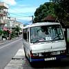 Bus to Roche Bois - Seychelles (pom.angers) Tags: panasonicdmctz3 february 2008 seychelles africa island victoria tata autobus roadpicture