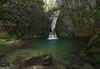 Mike au pied de la cascade du Gour de Conche (francky25) Tags: mike au pied du gour de conche doubs franchecomté gustave courbet tableau cascade