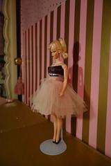 My Lovely Lola... (Primrose Princess) Tags: bildlilli lola lalka prettypenny barbie vintage tulle pearls doll dollylove primroseprincess dollydreamland