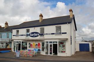 Surfers Shop, Westward Ho!