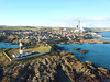 Buchanness Lighthouse, Boddam (bestviewedfromabove.co.uk) Tags: boddam light house lighthouse aerial aerialpicture above aberdeenshire bestviewedfromabove best bvfa dji drone fpv from grampian mavic photography pictures uk viewed view wwwbestviewedfromabovecouk scotland ab42 buchanness buchan ness