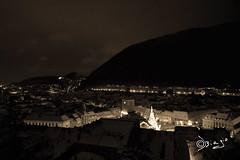 Brasov - Romania!!! (Biagio ( Ricordi )) Tags: romania brasov notturno città transilvania