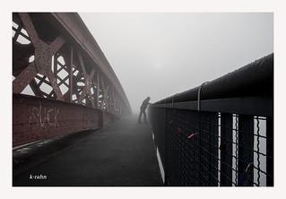 Nebel in Schleswig Holstein
