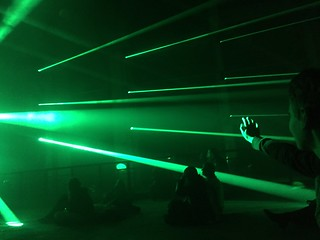 Skalar - Reflections on Light and Sound Exhibition Berlin