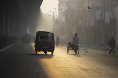 Early in the morning. Amritsar, Punjab. India. (Raúl Barrero fotografía) Tags: seleccionar india city