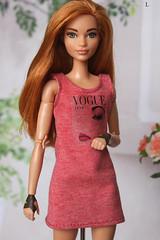 Ханна (ЛарисаЯрлыкова) Tags: barbie mattel curvy
