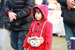 IMG_1645M 小紅帽 (陳炯垣) Tags: cute girl park street children kid