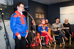 Samisk uke på Perspektivet Musem i samarbeid med Gaisi Språksenter.