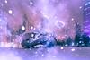 (2.8.18)-Winter_Storm_Mateo-WEB-2 (ChiPhotoGuy) Tags: chicago winter snowglobe snow snowy storm mateo weatherchannel architecture cold frozen snowstorm cloudgate thebean sculpture