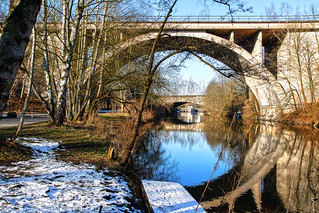 bridge    Brücke