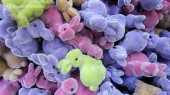 bunnyboom (photos4dreams) Tags: easterbunny bunny surface object p4d photos4dreams photos4dreamz hase osterhase kaninchen plastik plastic fell many bunnies easterbunnies hasen osterhasen