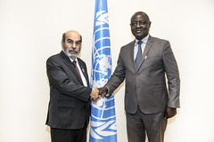 24912_0134 (FAO News) Tags: arc africa regionalconference sudan directorgeneral highlevelvisit bilateralmeeting