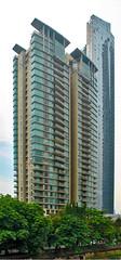 Apartemen Shangri-La (Ya, saya inBaliTimur (leaving)) Tags: jakarta building gedung architecture arsitektur apartment apartemen