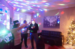 Xmas / New Year party marathon (lezumbalaberenjena) Tags: xmas party fiesta comelata navidad fin año new year eve 2017 christmas invierno nieve frio cold winter snow hiber froid niege