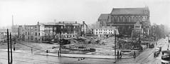 Corner of York Street & Lower Donegall Street, Belfast (Public Record Office of Northern Ireland) Tags: belfast belfastblitz ww2 world war 2 bombing destruction buildings