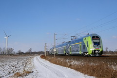 P1460913 (Lumixfan68) Tags: eisenbahn züge doppelstockzüge triebwagen baureihe 445 et bombardier twindexx vario deutsche bahn db regio nahsh