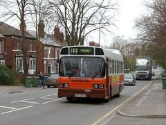 THX266S Lichfield Road 2006 (MCW1987) Tags: chase leyland national mk1 london transport thx266s 52