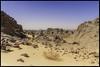 warm_memories (alamond) Tags: algeria sahara desert sand stones rock sun bright southalgeria canon 40d tamron 18270 eos brane zalar alamond trek trekking adventure landscape