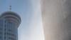 Harbour Centre, Grant Thornton Place, and RBC Building (Shore Birder) Tags: vancouver britishcolumbia canada ca granvillestreet fog harbourcentre rbcbuilding grantthorntonplace