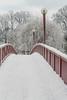 Bridge (mellting) Tags: eskilstuna nikond500 platser promenadetuna bloggad flickr instagram matsellting mellting nikkor5018 nikon sverige sweden bridge bro winter snow frost