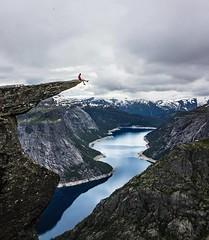 🌎 Norway |  Andreas Salvesen (travelingpage) Tags: travel traveling traveler destinations journey trip vacation places explore explorer adventure adventurer